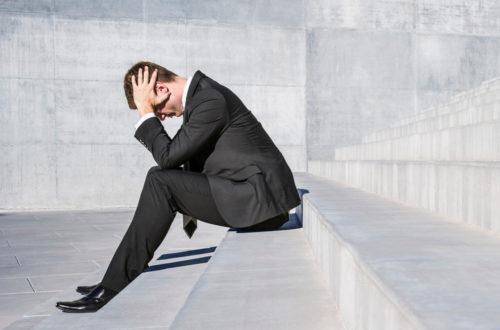 ¿Que hacer despues del fracaso?