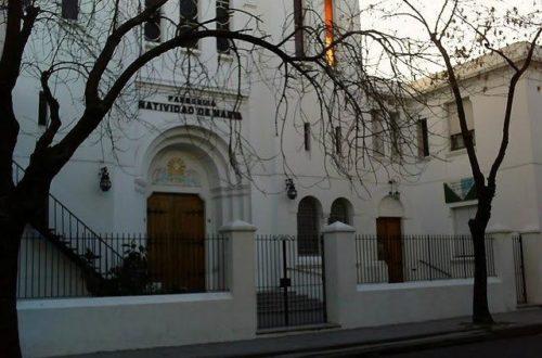Parroquia de la Natividad de María, Barracas, Carlos Cumarianos