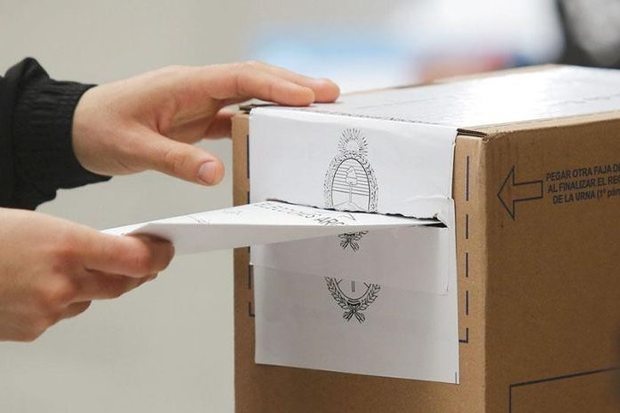leccion voto de agosto de 2019 argentina