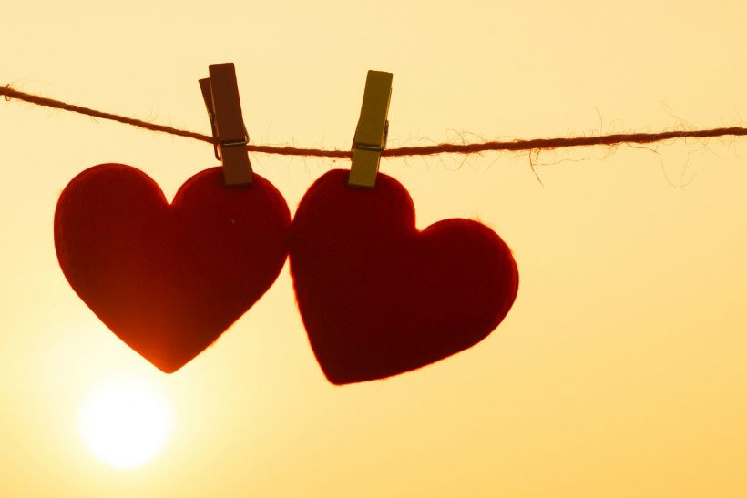 Estudio, amor - el amor, breves meditaciones